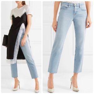 Frame Denim Jeans Le Boy Womens Size 27 Harrah NEW
